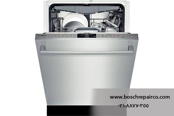 ماشین ظرفشویی بوش خود را تمیز کنید