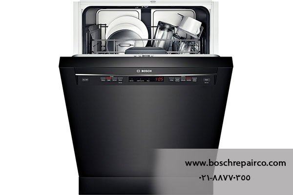 مشکلات آب ماشین ظرفشویی بوش