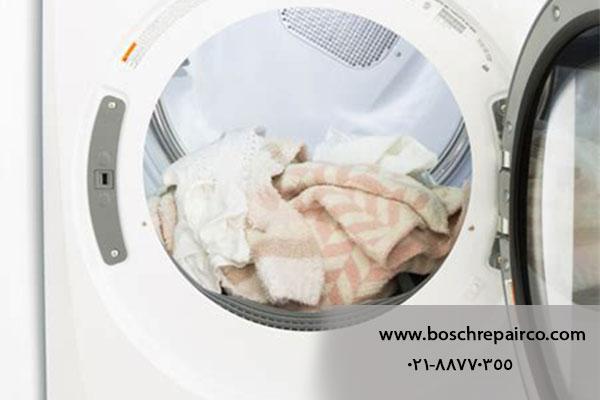 ماشین لباسشویی بوش با مشکل گردش آب 2