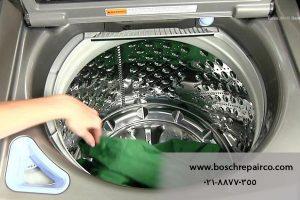 تعمیر ماشین لباسشویی بوش با مشکل گردش آب