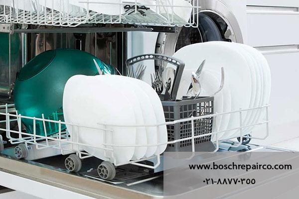 دلایل تمیز نشدن ظروف در ماشین ظرفشویی