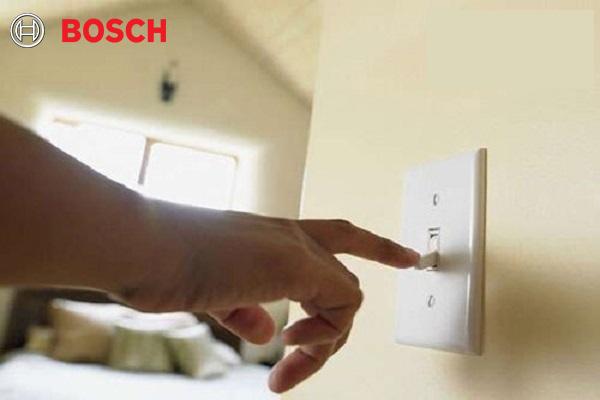 استفاده از کلید قطع کننده ی مدار برای روشن کردن کولرگازی